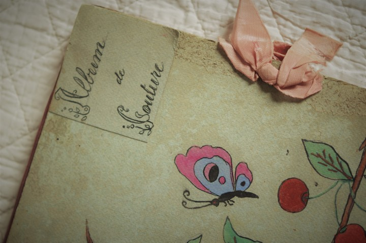 A stitch in time – les exercise de couture deLucette